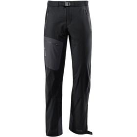 VAUDE Badile II Pantalones Tamaño Corto Hombre, black